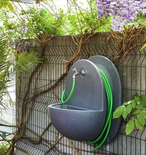 Garten Waschbecken